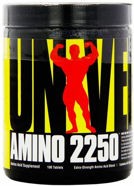 Universal Amino 2250 100 tab 0