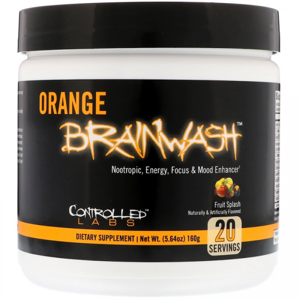 Controlled Labs Orange BrainWash 20 serv 0