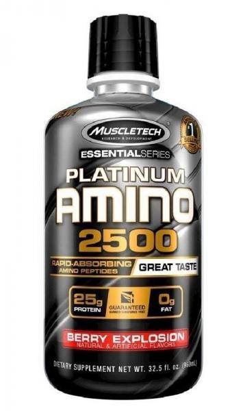 Muscletech Platinum Amino 2500  960 ml 0