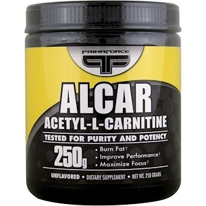PrimaForce ALCAR Acetyl- L-carnitine 0