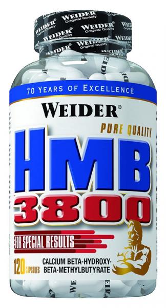 Weider HMB 3800 120 caps [0]