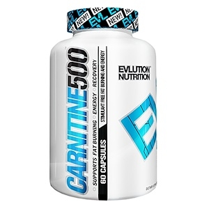 Evlution Nutrition L-Carnitine 500 60 caps 0