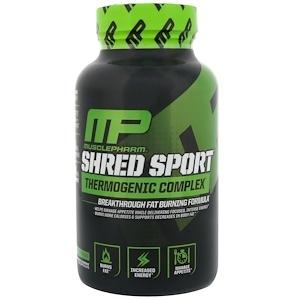 Musclepharm Shred Sport 60 caps 0