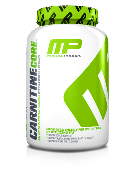 MusclePharm Carnitine Core Caps 0