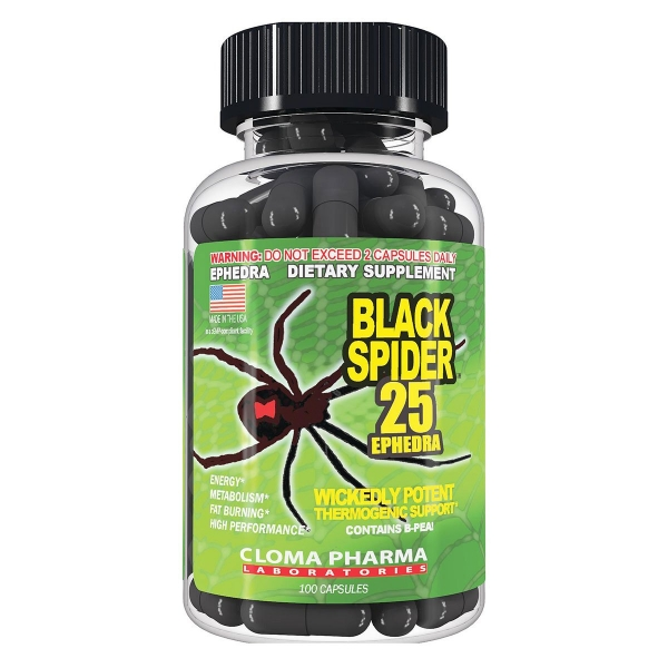 Cloma Pharma Black Spider 0