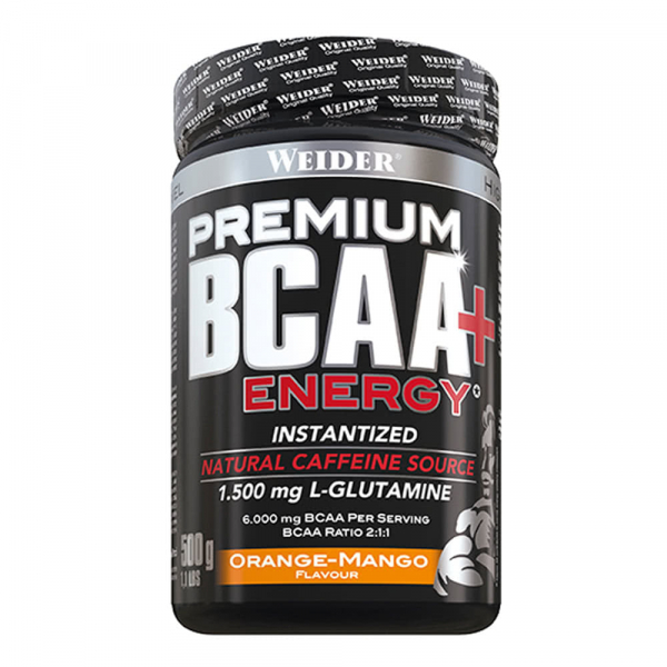 Weider Premium BCAA+Energy 500 g 0