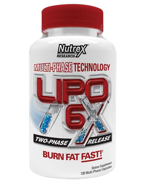 Nutrex Lipo 6x 0