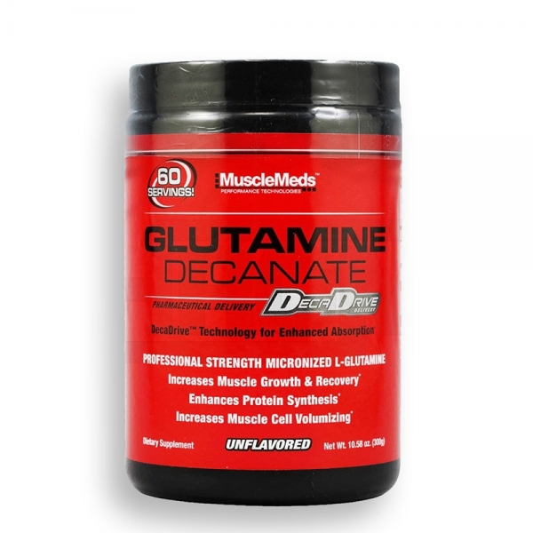 MuscleMeds Glutamine Decanate 0