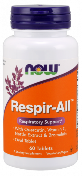 Now Respir-All™ 60 tab 0
