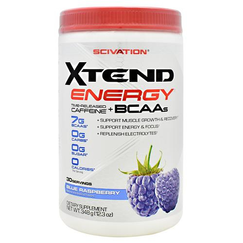 Scivation Xtend Energy BCAA  30 serv 0