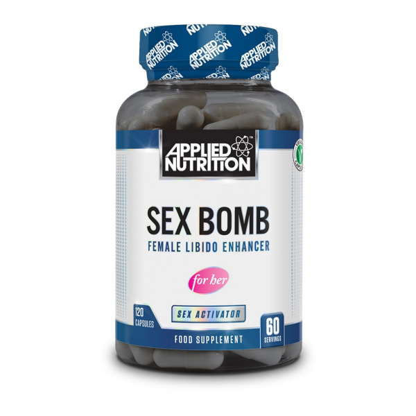 Applied Nutrition Sex Bomb for Her 120 caps 0