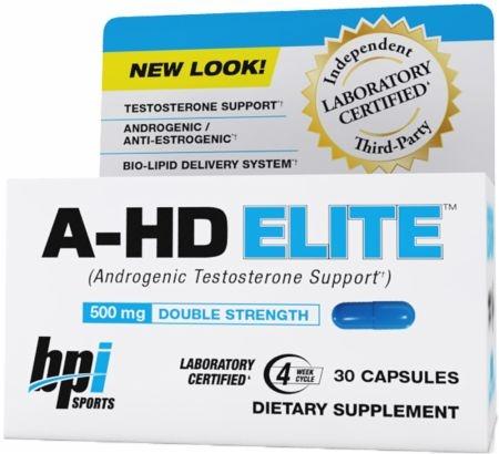 BPI A-HD Elite 0