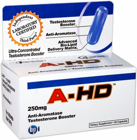 BPI A-HD 30 serv 0
