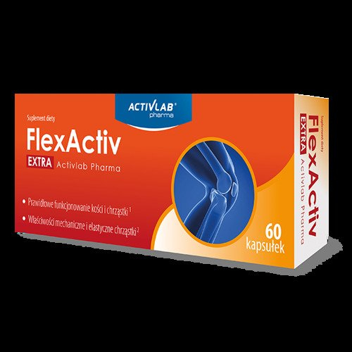Activlab Pharma FlexActiv Extra 60 caps 0
