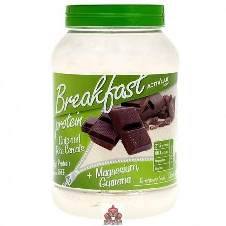 ACTIVLAB Breakfast + Magnesium Guarana 1 kg 0