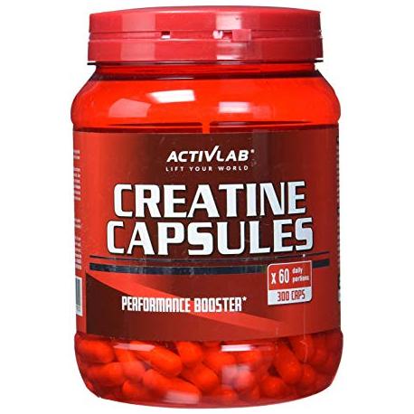 ActivLab Creatine Capsules 300 caps [0]