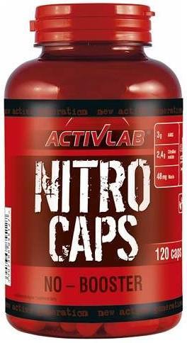 ActivLab Nitro Caps 120 caps