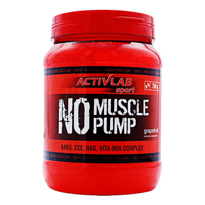 Activlab NO Muscle Pump 0