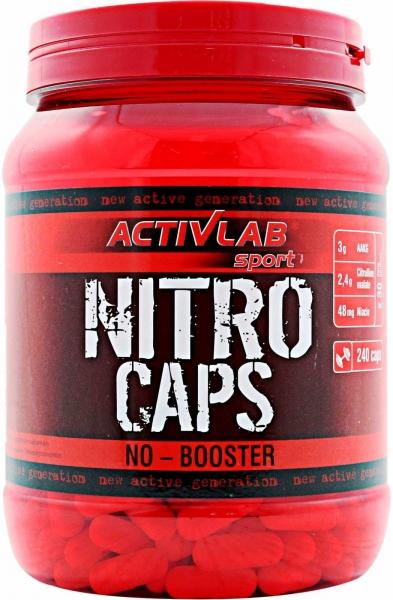 ActivLab Nitro Caps 240 caps 0