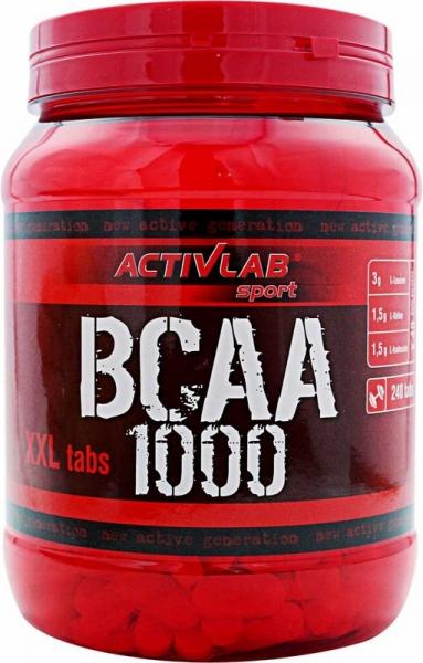ActivLab BCAA XXL 1000 0