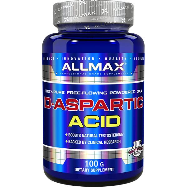 AllMax D Aspartic Acid 32 serv. 0