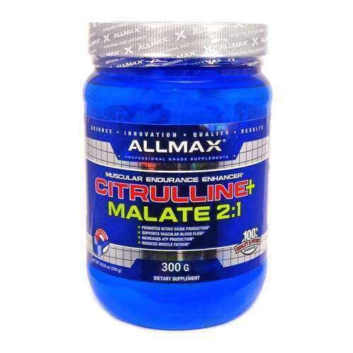 Allmax Citrulline Malate 2:1- 300 g- [0]