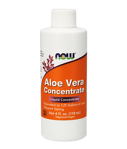 Now Aloe Vera Concentrate 118 ml 0