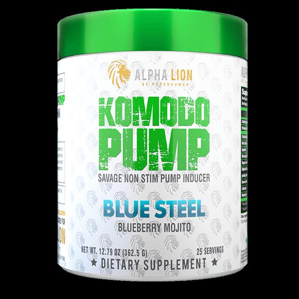 Alpha Lion Komodo Pump 42 serv 0