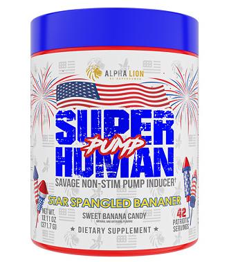 Alpha Lion Super Human Pump 42 serv [0]