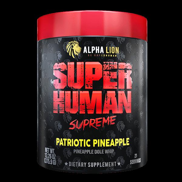 Alpha Lion Super Human Supreme 21 serving [0]