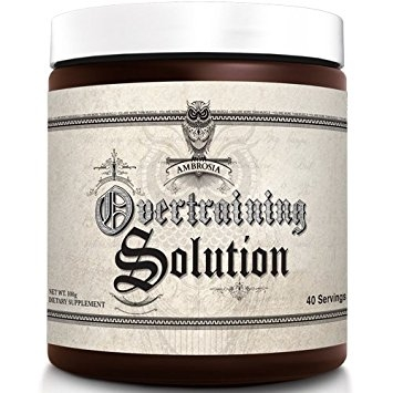 Ambrosia Overtraining Solution 40 serv. 0