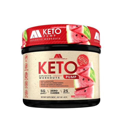AmericanMetabolix Keto Pump 25 servings 0