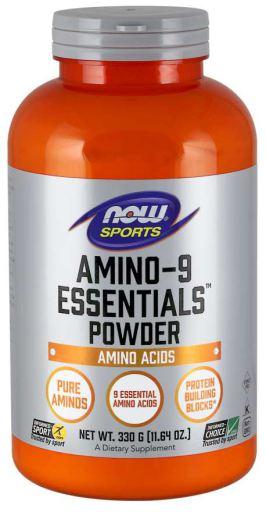 Now Amino-9 Essentials Powder 330 g [0]