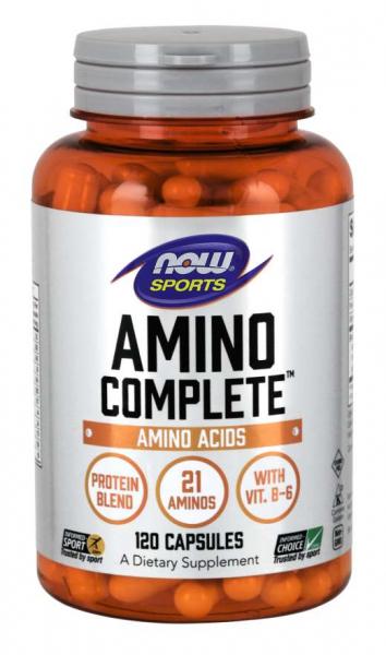 Now Amino Complete 120 caps [0]