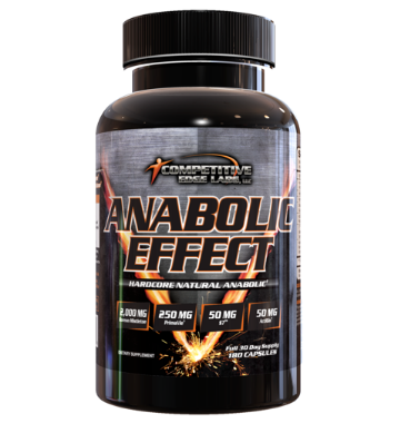 Competitive Edge Labs Anabolic Effect 180 caps [0]