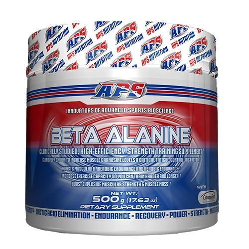APS Beta Alanine 500 g 0