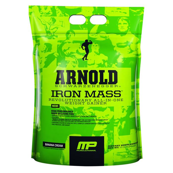 MusclePharm Arnold Iron Mass 4.54 kg