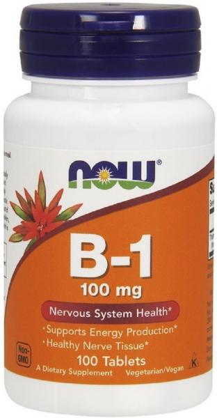 Now B-1 100 mg 100 tab [0]