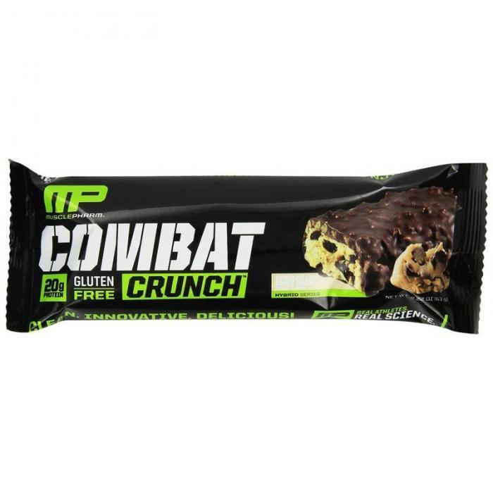 MusclePharm Baton Combat Crunch 0