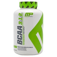 MusclePharm BCAA 3:1:2 0