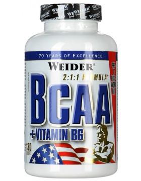 Weider Bcaa + Vit B6 130 tab [0]