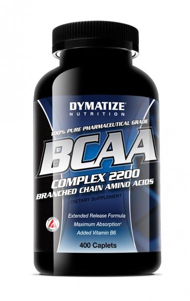 Dymatize BCAA Complex 2200 400 tabs 0