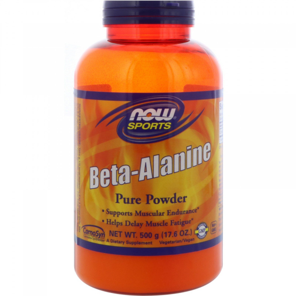 Now Beta Alanine Powder 500 g 0