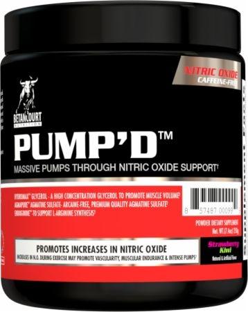 Betancourt Pump`D