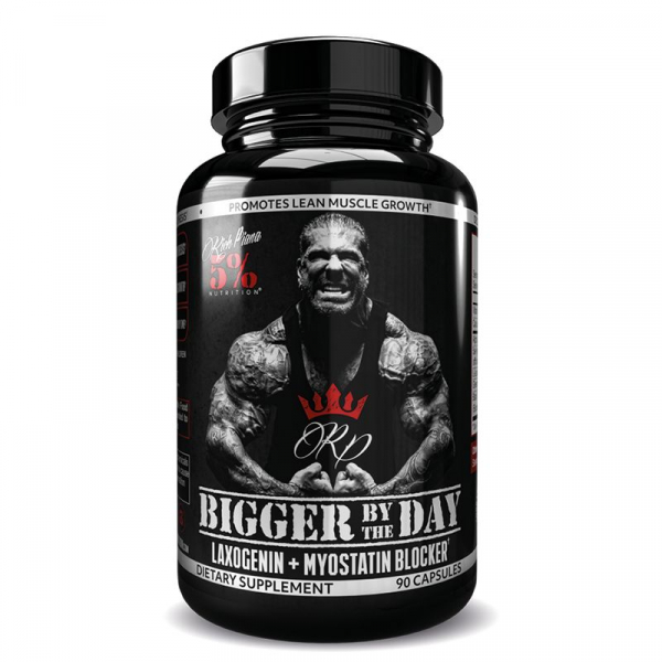 Rich Piana 5% Bigger By The Day 90 caps 0