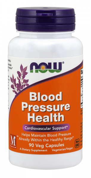 Now Blood Pressure Health 90 vcaps 0