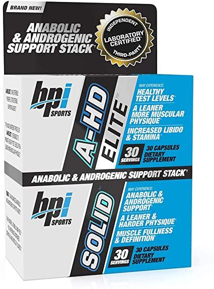 BPI A-HD Elite + Solid 30+30 caps [0]