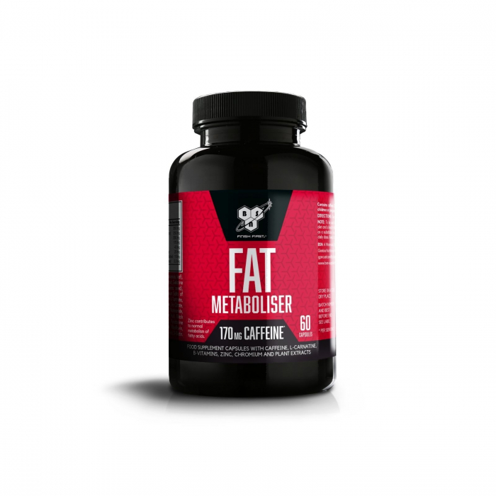 BSN FAT Metaboliser 60 caps [0]