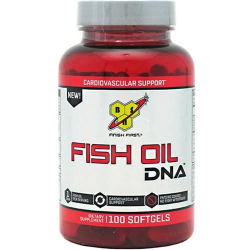 Bsn Fish Oil Dna 100 softgels 0