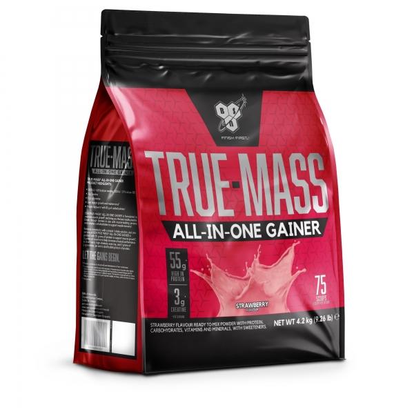 Bsn True Mass 0